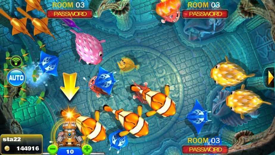 วิธีเล่นเกมยิงปลา slotxo