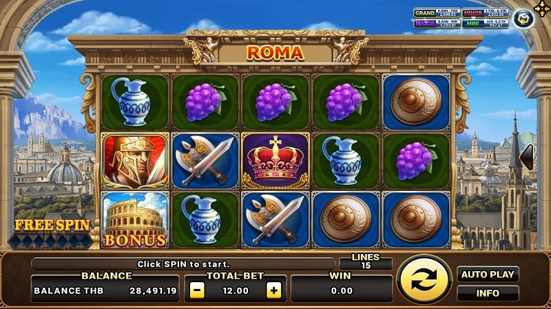 Roma slot biobet-casino