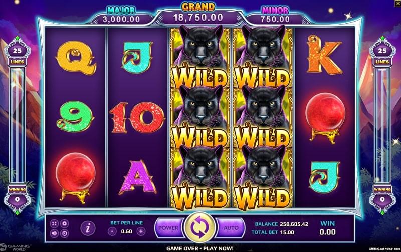 Wild Fairies ใน biobet-casino