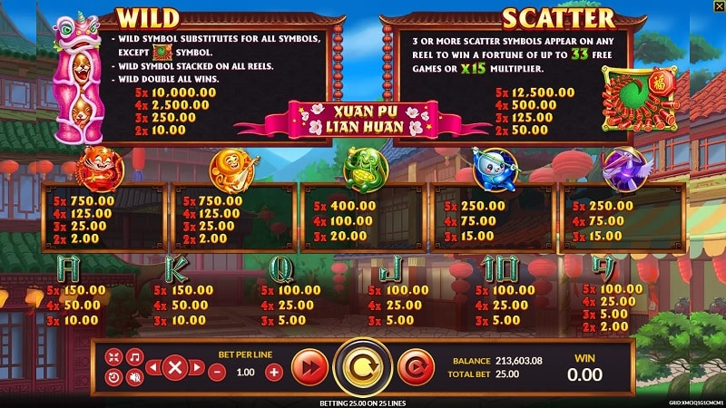 Xuan Pu Lian Huan biobet-casino