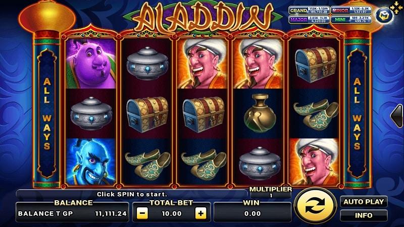 Aladdin Biobet