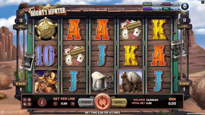 Bounty Hunter biobet-casino