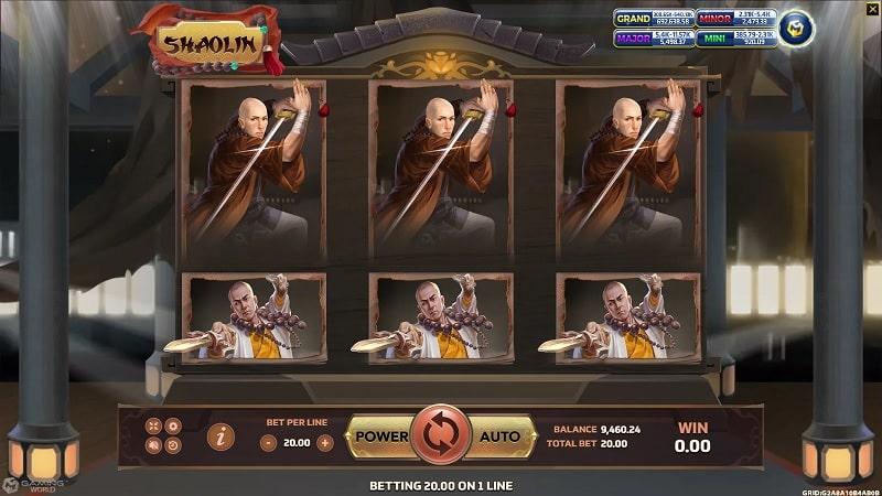 Shaolin Biobet-casino