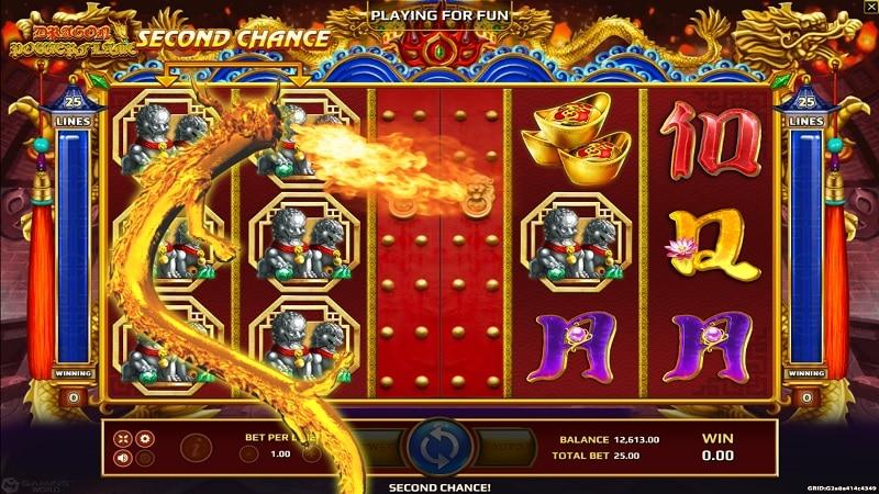 Dragon Power Flame Biobet-casino