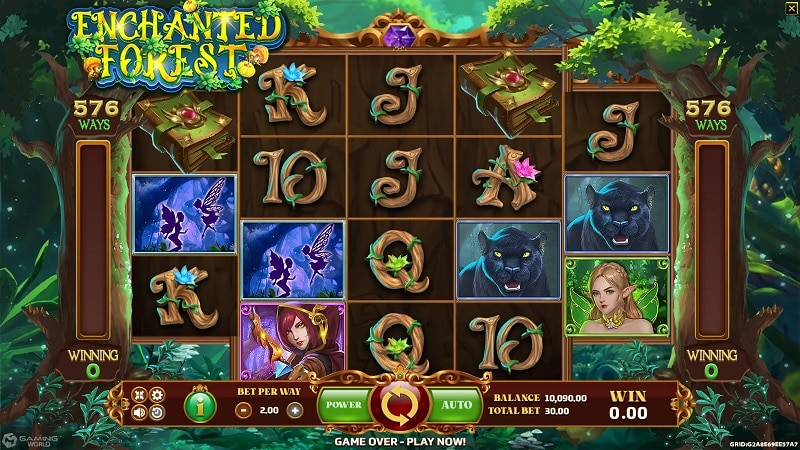 Enchanted Forest biobet-casino