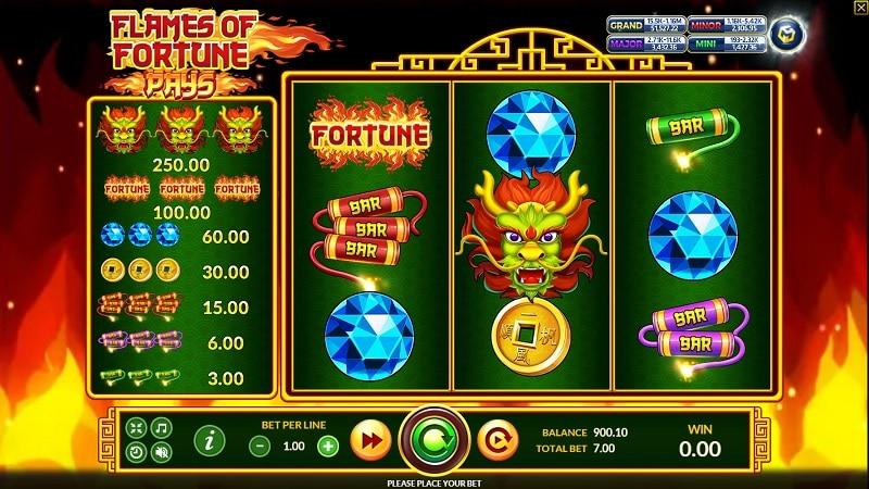 Flames of Fortune biobet-casino